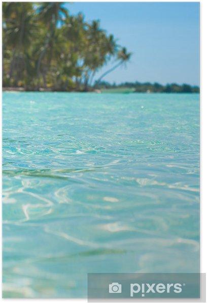 Plakát Vodní ráj - Mír