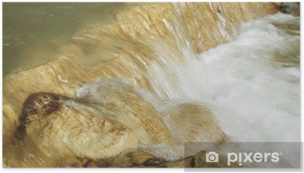 Plakát Vodopád - Voda