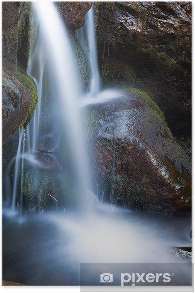 Plakát Vodopád - Přírodní krásy