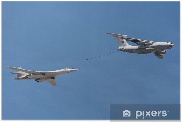 Plakát Vojenské letectví - Vzduch