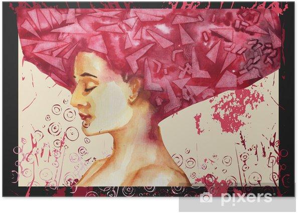 Plakát Vůně léta - Žena