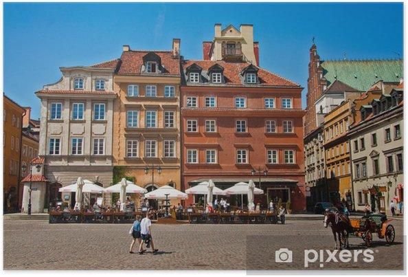 Plakát Warsaw - Témata