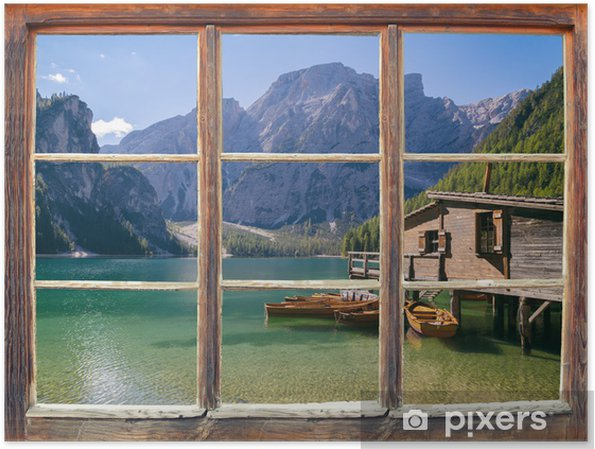Plakat Widok z okna - Tematy