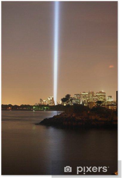 Plakat Wieże światła - Wolność