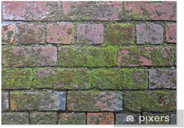 Plakat Wilgotny mur - Przemysł ciężki
