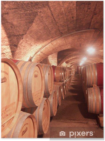 Plakat Wino - Criteo