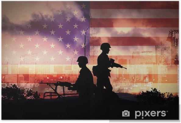 Plakat Wojna - Zawody