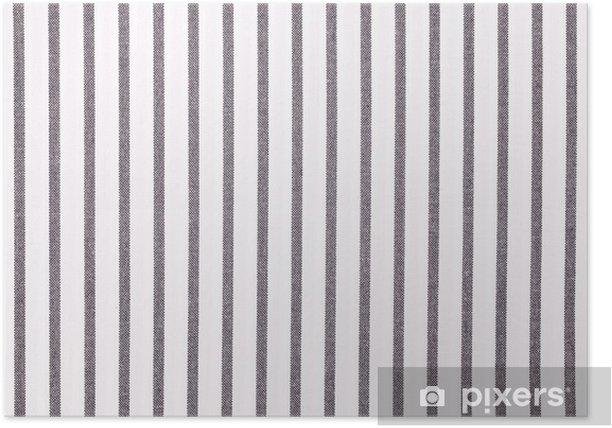 Plakat Wzór tkaniny - Tekstury