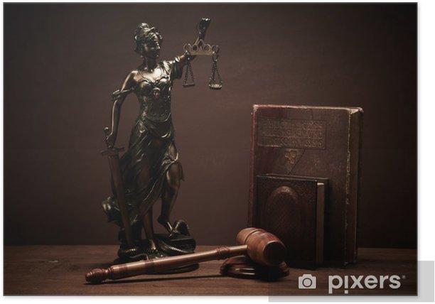 Plakát Zákon - Kancelářské potřeby