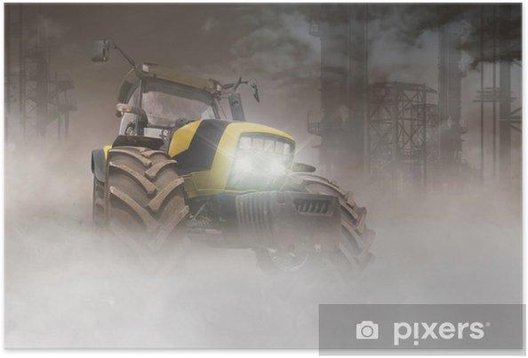 Plakat Zanieczyszczenie - Tematy