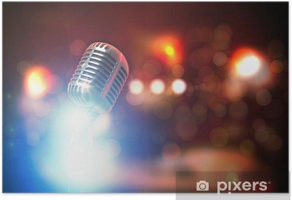 Plakat Zaśpiewajmy! - Muzyka