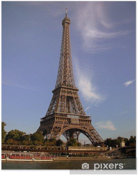 Plakát Železná věž - Témata