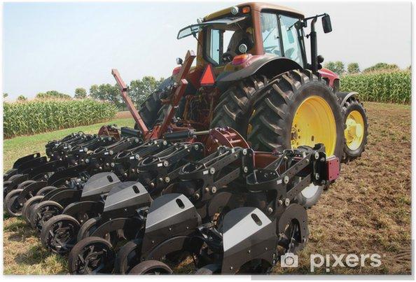 Plakát Zemědělské stroje - Témata