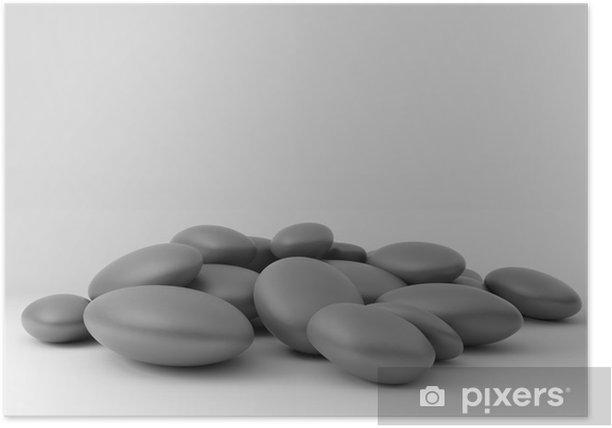Plakát Zen kameny neuspořádaných - Témata