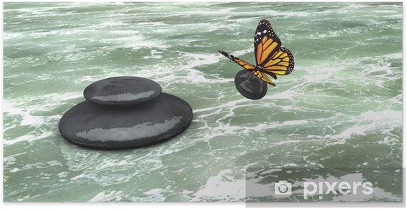 Plakat Zen - Tematy