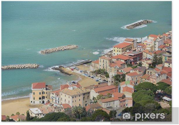 Plakat Zobacz Santa Maria Castellabate - Wakacje
