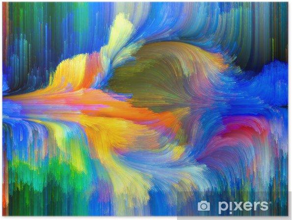 Plakat Życie wewnętrzne Kolor - Cuda natury