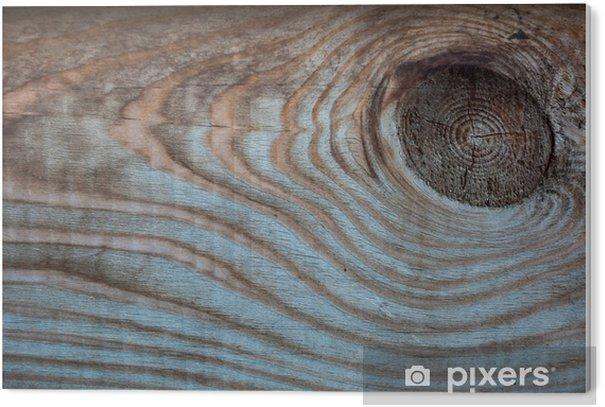 Plexiglas Print Hout oude rustieke multicolor achtergrond, vlekje op een houten plank - Grafische Bronnen