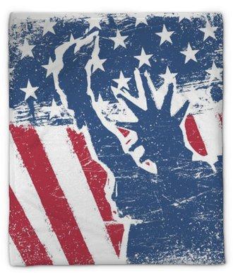 Deken Amerikaanse Vlag.Huishoudtextiel Vlaggen En Kaarten Pixers We Leven Om