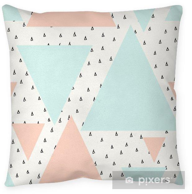 Poduszka dekoracyjna Abstrakcyjny wzór geometryczny -