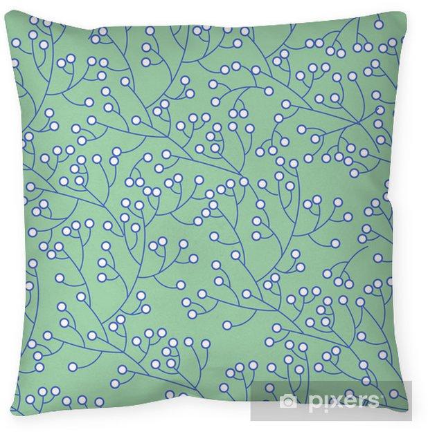 Poduszka dekoracyjna Kwiatowy tekstury - Tematy