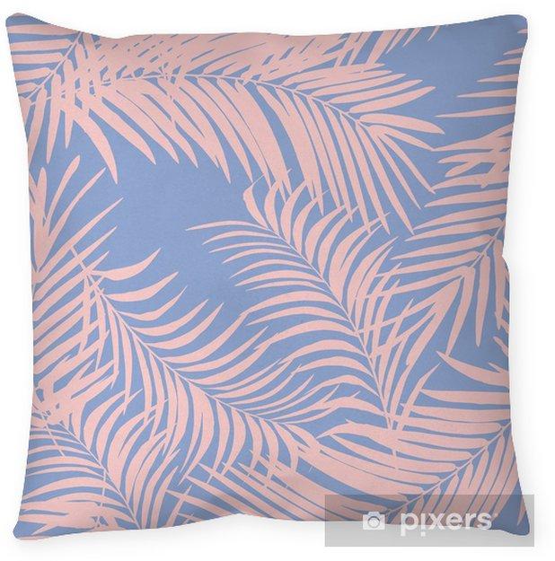 Poduszka dekoracyjna Wzór palmy -