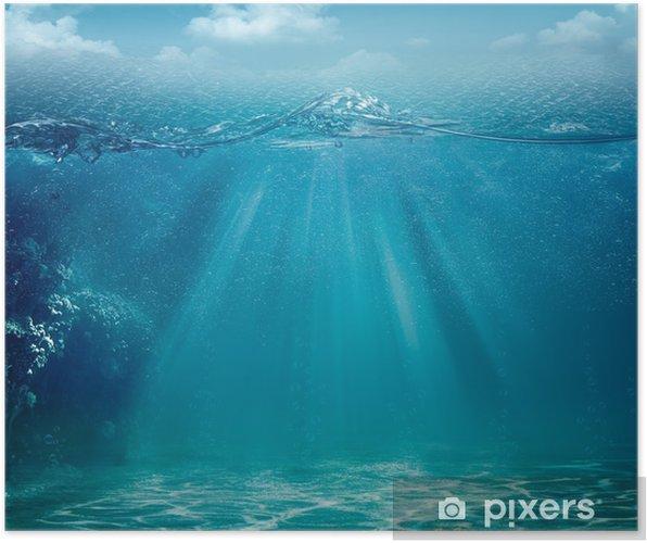 Poster Astratto Mare E Oceano Sfondi Per Il Vostro Disegno Pixers
