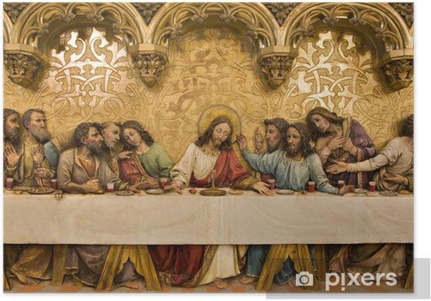 Poster Bratislava - letzten Super Christi - Europa