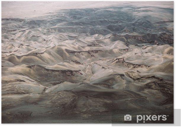 Poster Bromo Wüste - Asien