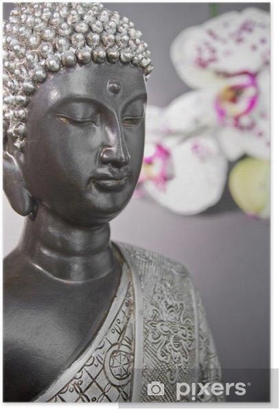 Poster BuddhaCloseUp - Themen