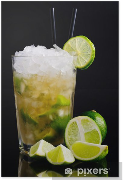 Poster Caipirinha - Alkohol