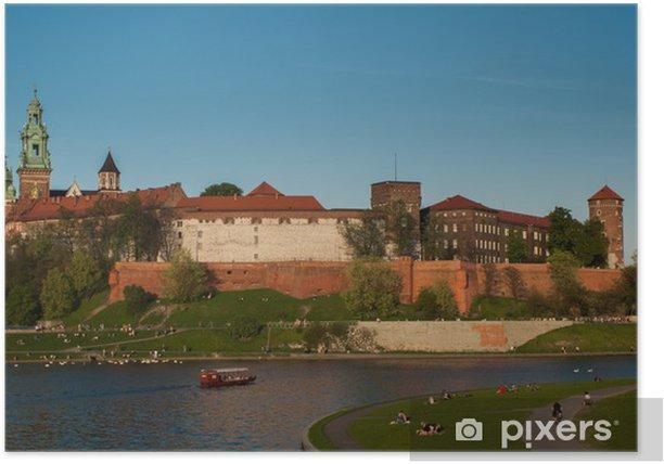 Poster Castello di Wawel - Temi