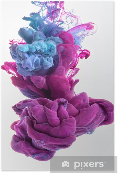 Poster Colore dop - Temi