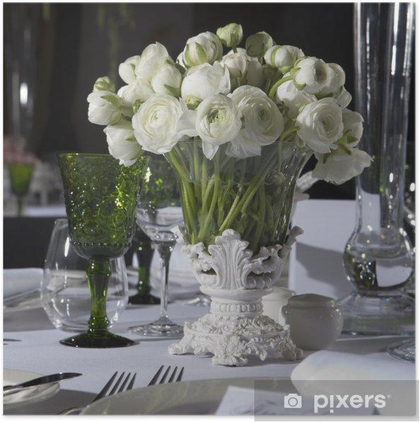 Dekoration Tisch.Poster Dekoration Hochzeit Tisch