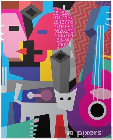 Poster Der Tanz - Themen