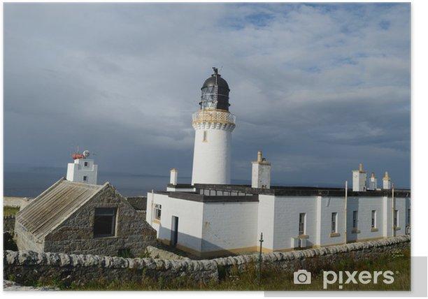 Poster Dunnet Head Lighthouse, Schottland - Sonstige