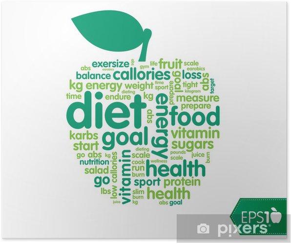 campione di dieta in abs