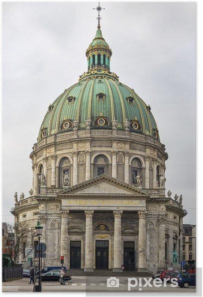 Poster Frederikskirche, Kopenhagen - Themen