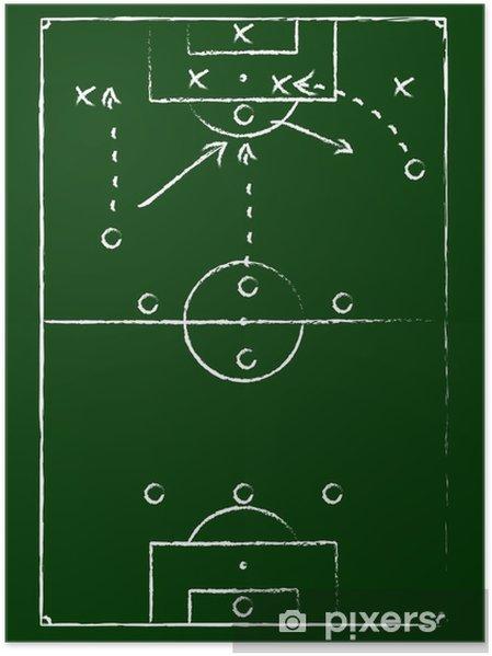 Fußball Strategie