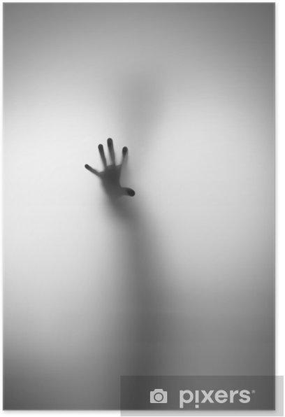 Poster Geister Hand - Sonstige Gefühle
