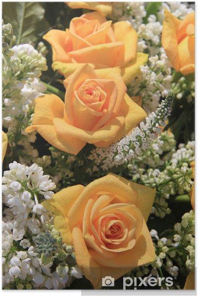 Matrimonio In Giallo E Bianco : Poster giallo rosa e bianco comuni fiori matrimonio lilla u2022 pixers