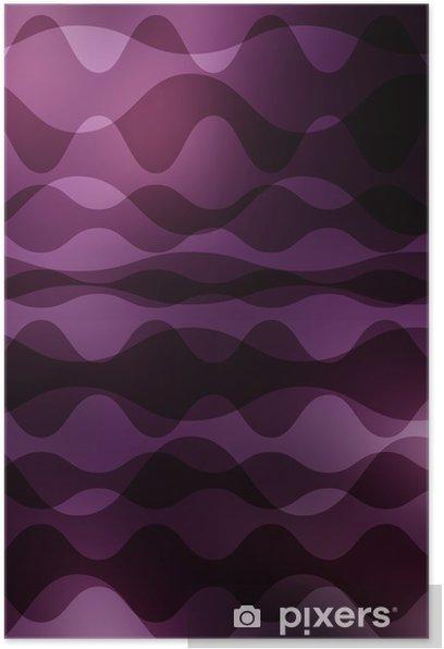 Poster Grafische Muster - Vorlagen