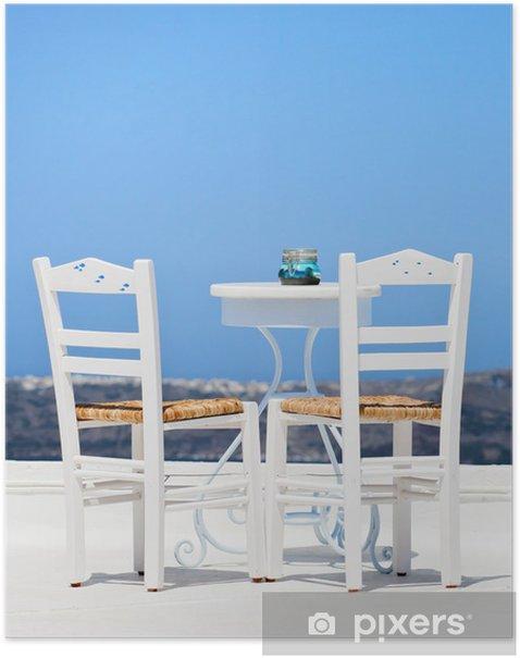 Poster Griechische decor - Europa