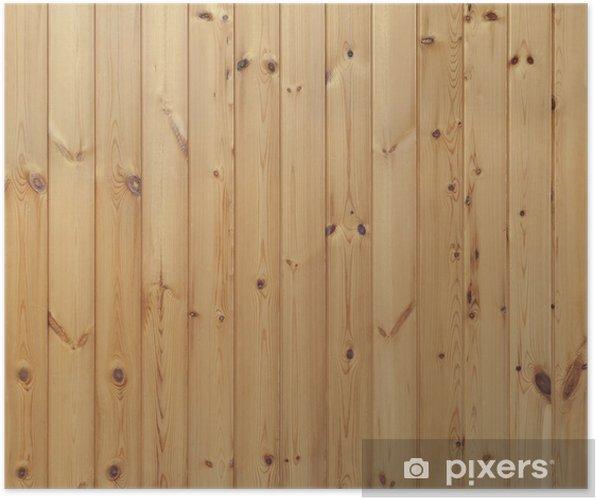 Poster Helles Holz Hintergrund Pixers Wir Leben Um Zu Verändern