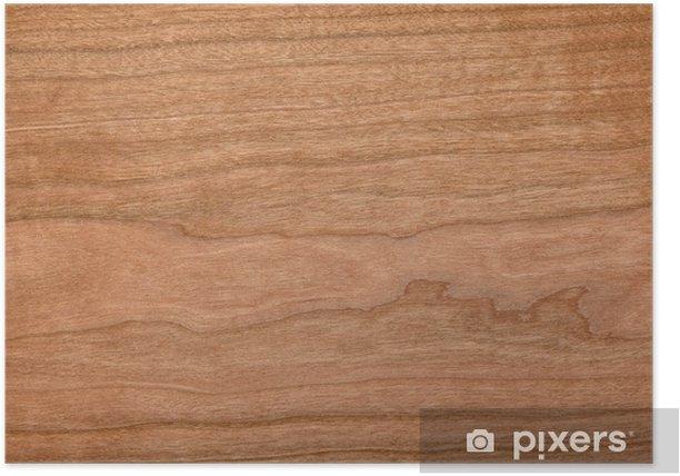 Poster Holz struktur - Themen