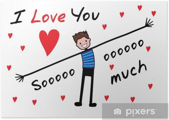 ich liebe dich so