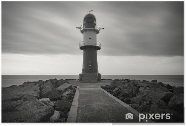 Poster Leuchtturm - Sonstige