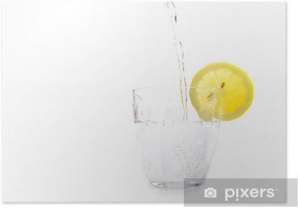 Poster Limonade - Gerichte