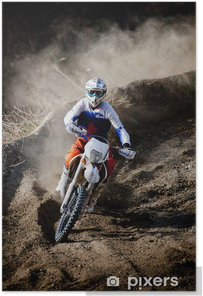 Poster Motocross - Sport estremi