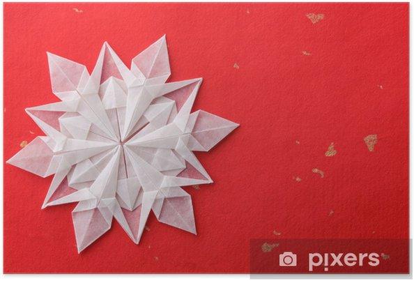Fiocchi Di Neve Di Carta Tutorial : Fiocchi di neve di carta 3d: come realizzare fiocco di neve 3d di